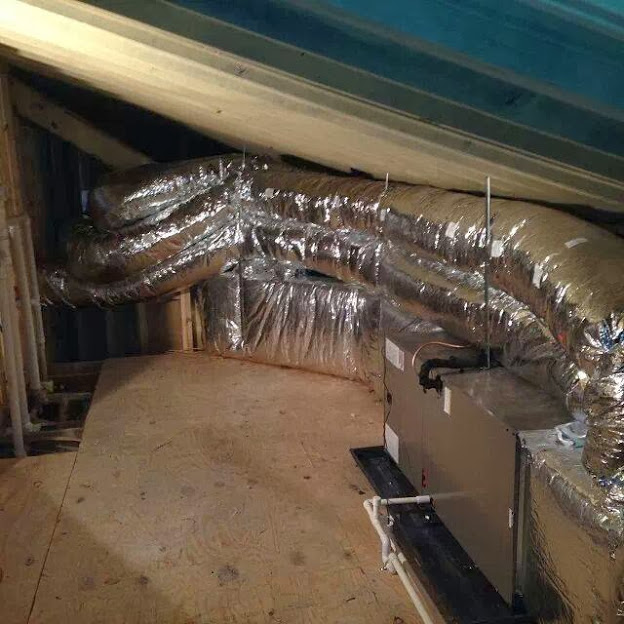 Ventilation duct work